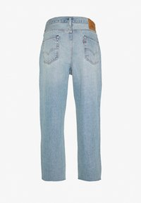 Levi's® - STAY LOOSE DENIM CROP - Jeans baggy - forever and ever - 1