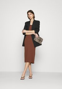Zign - Maxi dress - fudgesickle - 1