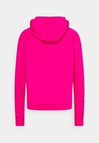 Nike Sportswear - HOODIE - Sweat à capuche - fireberry/white - 7