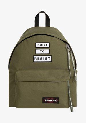 Rucksack - bold badge
