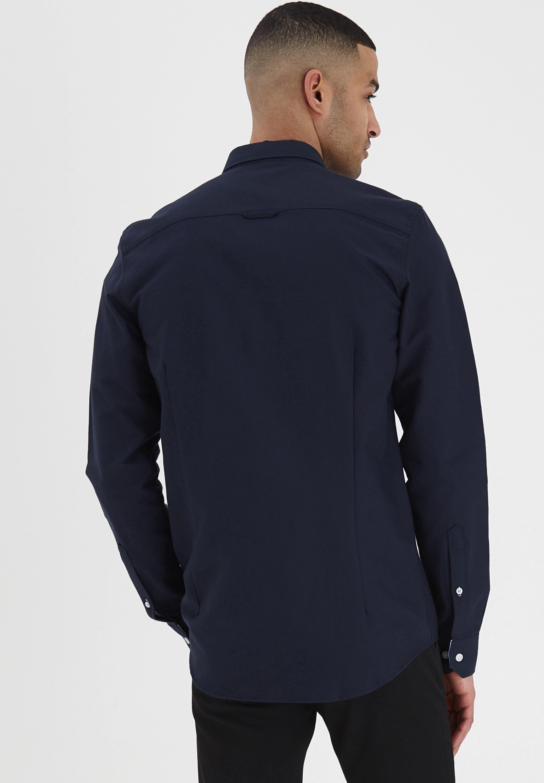 Tailored Originals NEW LONDON - Camicia - dark blue - Abbigliamento da uomo Collezioni