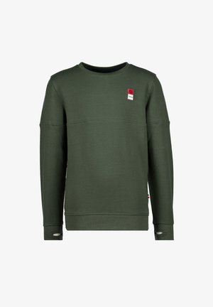 BASIC  - Sweatshirt - imperial green