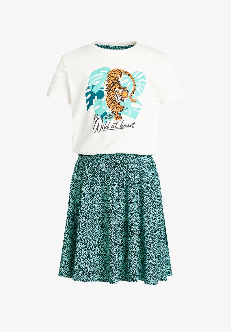 WE Fashion - Day dress - mint green