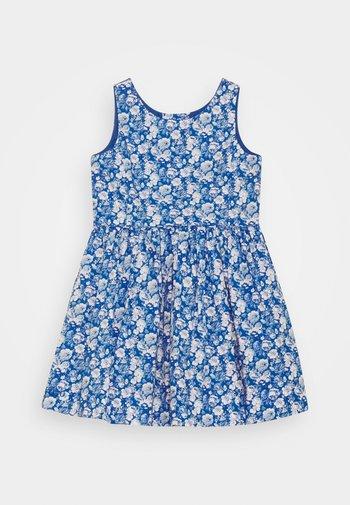 FLORAL DRESS - Day dress - blue multi