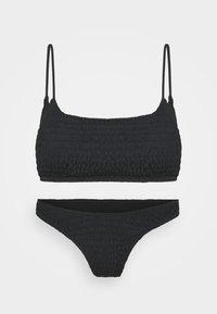 SMOCK - Bikini - black