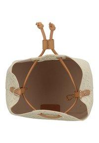 Valentino Bags - LIUTO - Handbag - ecru multi - 5