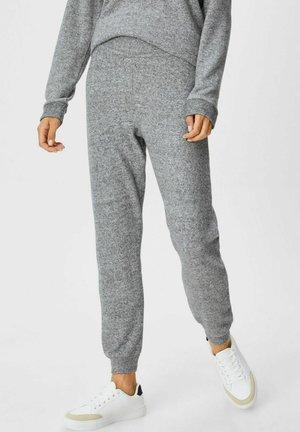 Spodnie treningowe - light gray melange