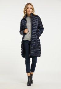 DreiMaster - Winter coat - marine - 1