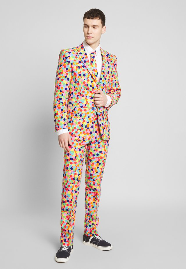 CONFETTERONI - Suit - multi-coloured