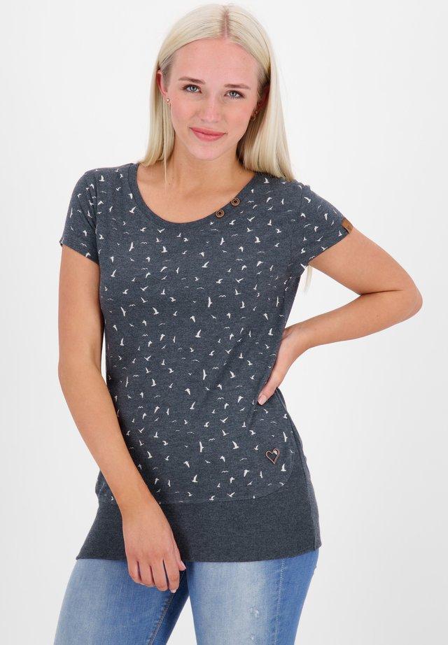 COCOAK - T-shirt print - marine