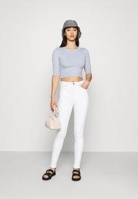 Dr.Denim - MOXY - Jeans Skinny Fit - off white - 1