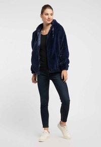 taddy - Winter jacket - blue - 1