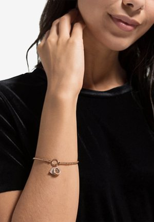 Bracelet - rose gold- coloured