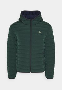 Lacoste - BH1930-00 - Light jacket - sinople - 0