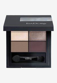 IsaDora - EYESHADOW QUARTET - Eyeshadow palette - chic neutrals - 0