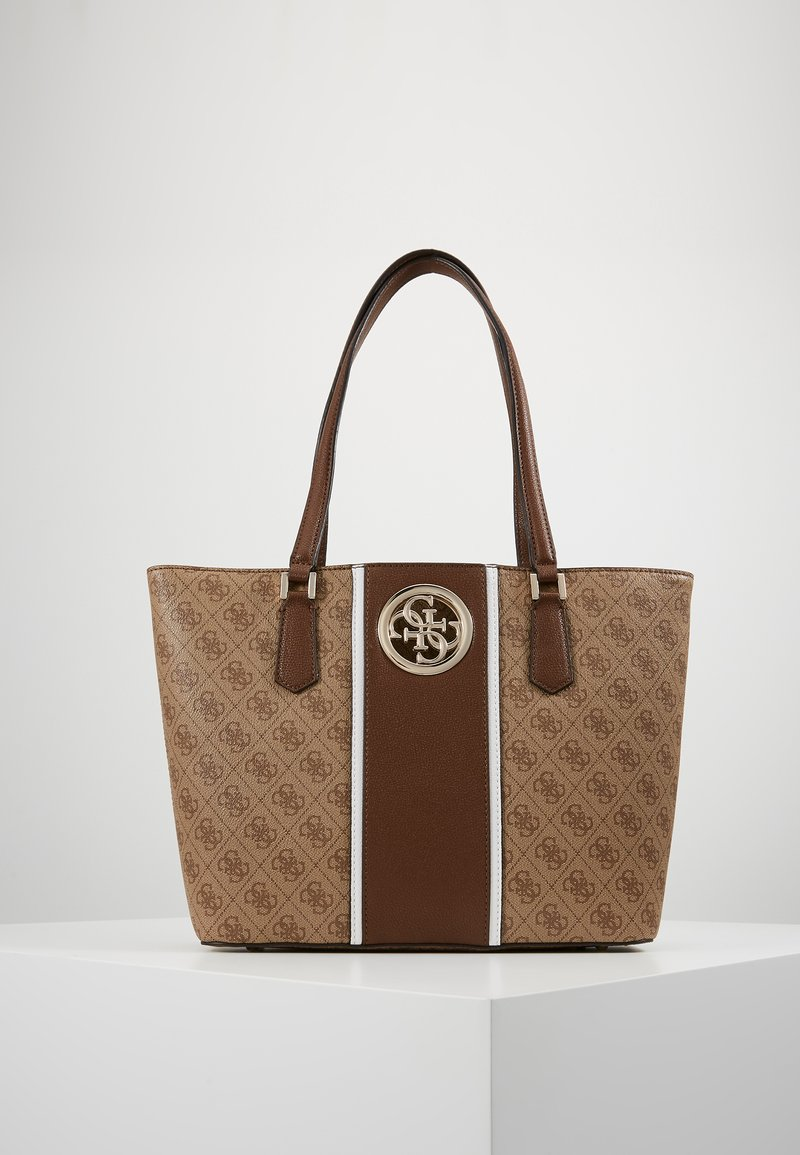 Guess - OPEN ROAD  - Bolso shopping - brown