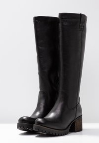 Bullboxer - Vysoká obuv - black - 4