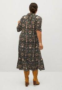 Violeta by Mango - NATALIA - Shirt dress - schwarz - 2