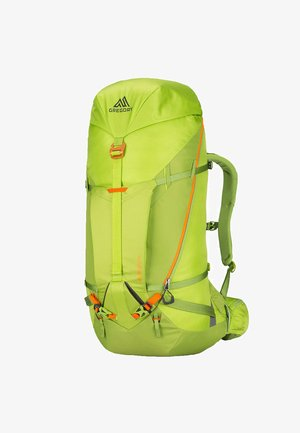 ALPINISTO - Hiking rucksack - grün