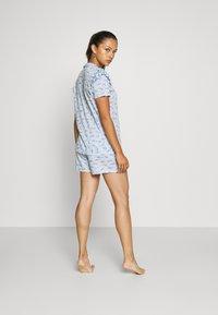 Calida - V & R Damen - Pyjamas - placid blue - 2