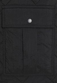 JDY - JDYAUGUSTA DIAMOND WAISTCOAT - Vest - black - 2