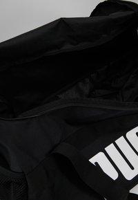Puma - CHALLENGER DUFFEL BAG M - Sports bag - black - 4