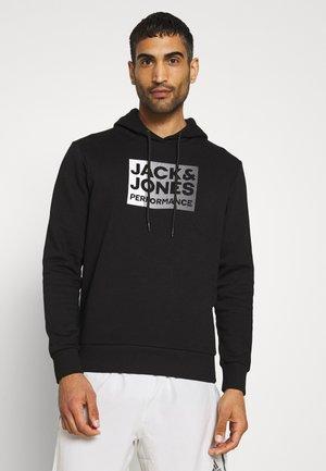 JCOZBRAND HOOD - Sweatshirts - black