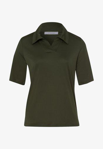 KAMÉE - Polo shirt - silver pine