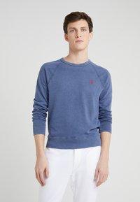 Polo Ralph Lauren - LONG SLEEVE - Sweatshirt - cruise navy - 0