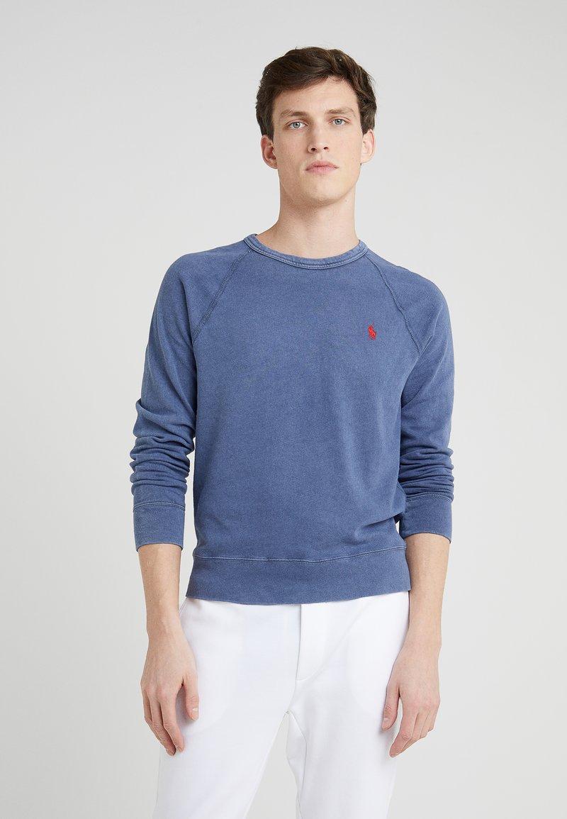Polo Ralph Lauren - LONG SLEEVE - Sweatshirt - cruise navy