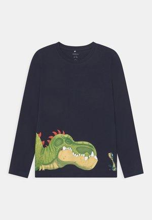 NMMGIGANTOSAURUS  - Camiseta de manga larga - dark sapphire