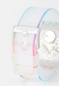 Swatch - LETS PARADE - Reloj - white - 3