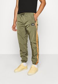 Diesel - DARLEY TROUSERS - Trainingsbroek - olive - 0
