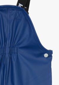 Kamik - MUDDY - Rain trousers - blue - 4
