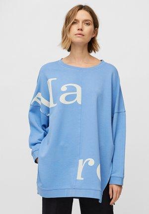 Sweatshirt - blue note