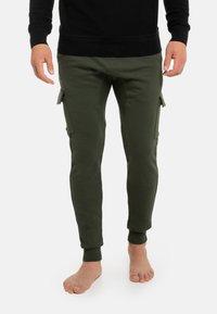 Schiesser Revival - Cargo trousers - grün - 0