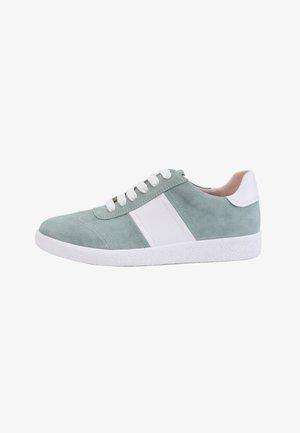 Sneakers laag - ice-green-weiß