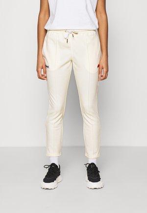 ADALINA - Teplákové kalhoty - beige