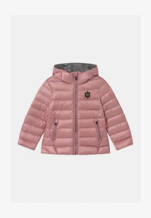 GIUBBINI CORTI IMBOTTITO PIUMA - Down jacket - light pink
