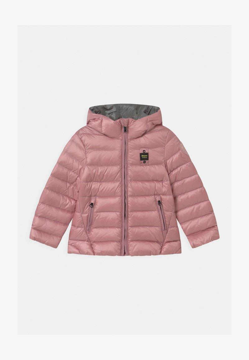 Blauer - GIUBBINI CORTI IMBOTTITO PIUMA - Down jacket - light pink