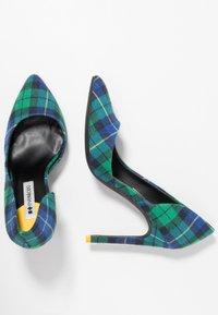 Even&Odd - High heels - green - 3