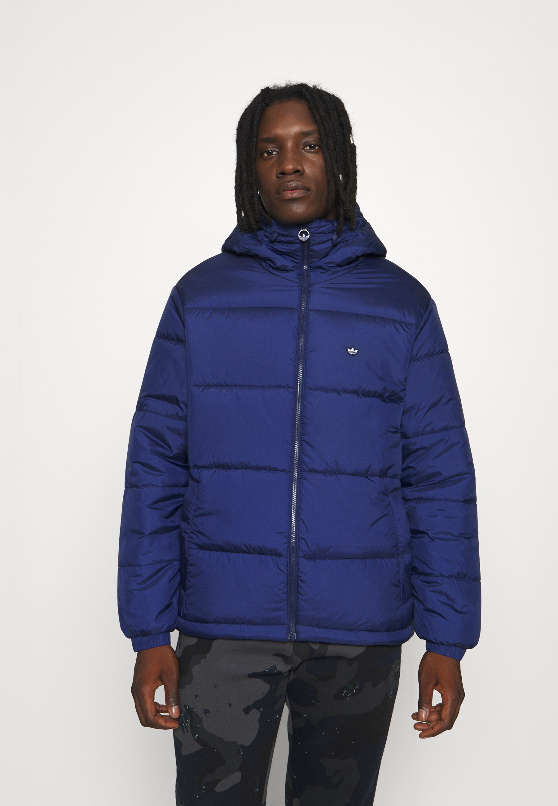 Uomo PAD HOODED PUFF - Giacca invernale