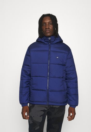 PAD HOODED PUFF - Giacca invernale - night sky