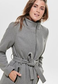 ONLY - ONLMICHIGAN  - Cappotto classico - light grey melange - 3