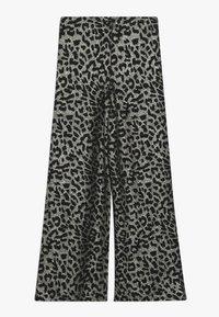 D-XEL - REBEKA NEW YEAR - Trousers - black - 0
