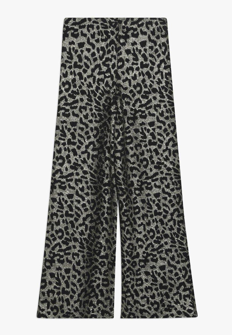D-XEL - REBEKA NEW YEAR - Trousers - black