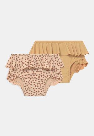 2 PACK  - Bikinibroekje - buttercup rose/orange sorbet