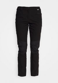 QUESTRA III - Outdoor trousers - black