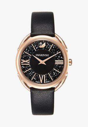GLAM - Montre - rosegold-coloured/black