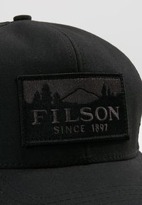 Filson - LOGGER - Kšiltovka - black - 5